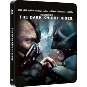The Dark Knight Rises - Limited Edition Steelbook