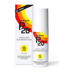 Riemann P20 Once a Day Sun Protection Spray SPF15 100ml: Image 2