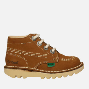 Bottines pour Enfants Kick Hi -Marron