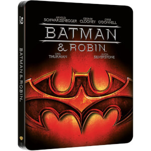 Batman and Robin - Steelbook Edition