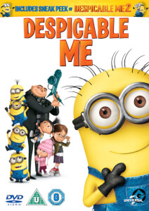 Despicable Me / Despicable Me 2 - Sneak Peek Edition