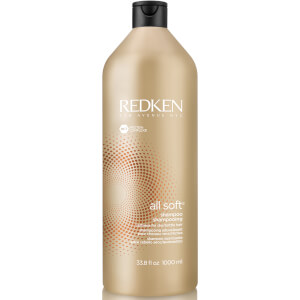 Champú alisante Redken All Soft (1000ml)