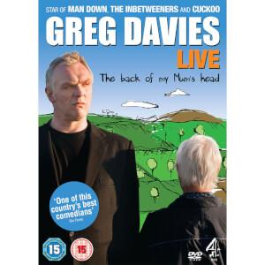 Greg Davies Live: Back of My Mums Head