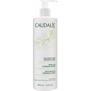 Caudalie Micellar Cleansing Water (400 ml).