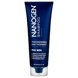 Nanogen Thickening Treatment Shampoo Per Uomini