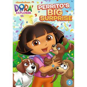 Dora Explorer: Perritos Big Surprise