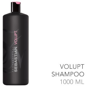 Champô Sebastian Professional Volupt (1000ml) - (no valor de £ 56,00)