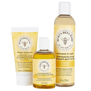 Burt's Bees Baby Bee Bundle