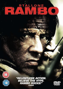 Rambo [DVD] - Rental Copy - USED