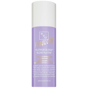 Evo Fabuloso Color Intensifying Conditioner Platinum Blonde (250ml)