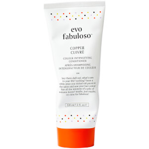 evo fabuloso Colour Boosting Conditioner/Treatment - Copper 220ml