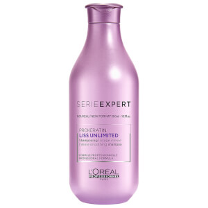 L'Oreal Professionnel Serie Expert Liss Unlimited Shampoo (300ml)