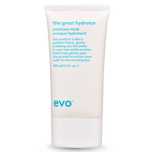 evo The Great Hydrator Moisture Mask Hydrating Treatment (Feuchtigkeitskur) 150ml
