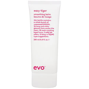 Bálsamo Alisador Easy Tiger da Evo (200 ml)