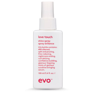 Evo Love Touch Shine Spray -viimeistelysuihke (100ml)