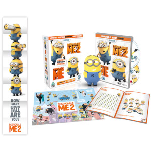 Despicable Me 1 and 2 - Limited Edition Gift Box