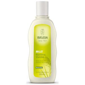 Питательный шампунь с экстрактом проса Weleda Millet Nourishing Shampoo (190мл)