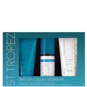 St. Tropez Self Tan Starter Kit (vale £ 21,50)
