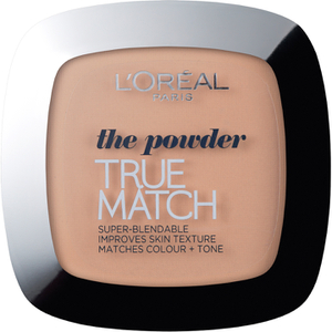 L'Oréal Paris True Match Powder Foundation(多種色調)
