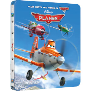 Planes - Zavvi Exclusive Limited Edition Steelbook (The Disney Collection #5)