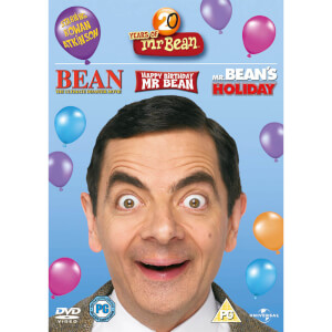 20 Years of Mr. Bean (Bean: Ultimate Disaster Movie / Happy Birthday Mr. Bean / Mr. Beans Holiday)