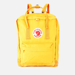 Fjallraven Women's Kanken Backpack - Warm Yellow