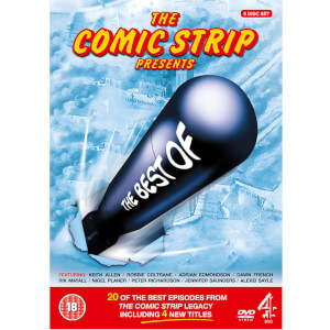 The Best of Comic Strip Presents