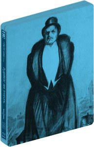 Dr. Mabuse Der Spieler (Masters of Cinema) - Steelbook Edition (UK EDITION)