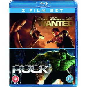 Wanted / The Incredible Hulk