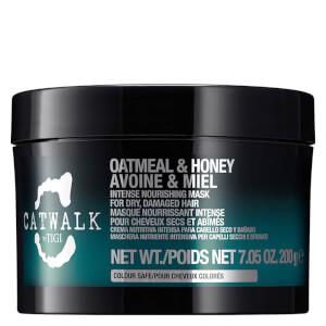 TIGI Catwalk Oatmeal and Honey Mask (200g)