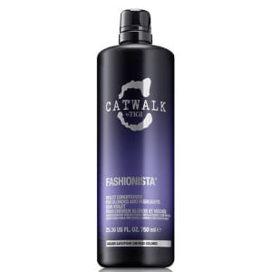 TIGI Catwalk Fashionista Violet Conditioner (750 ml)