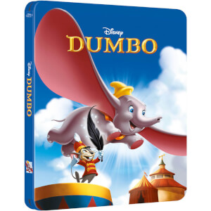 Dumbo - Steelbook Exclusivo de Zavvi (Edición Limitada) (The Disney Collection #9)