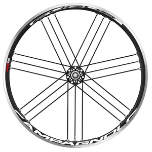 Campagnolo Eurus Clincher Wheelset - Black
