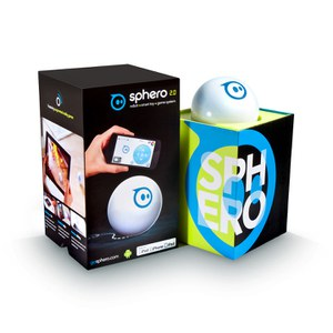 Sphero 2.0 Robotic Ball Gaming System