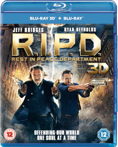 R.I.P.D 3D (Includes 2D Version)
