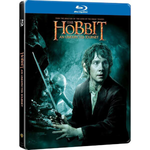 The Hobbit: An Unexpected Journey - Limited Edition Steelbook (Inclusief UltraViolet Copy)