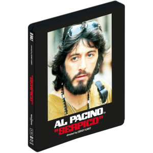 Serpico - Steelbook Edition (Masters of Cinema) (UK EDITION)
