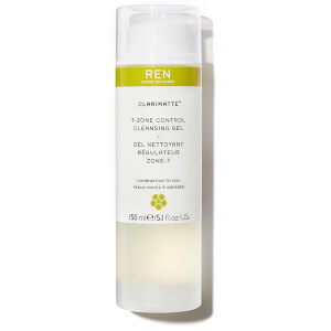 Gel limpiador zona T REN Clarimatte T-Zone Control Cleansing Gel 150ml