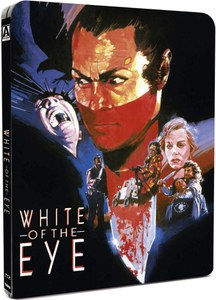 White of the Eye - Limited Edition Steelbook (Dual Format Edition)
