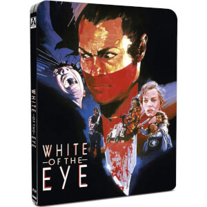 White of the Eye - Limited Edition Steelbook (Dual Format Edition) (UK EDITION)