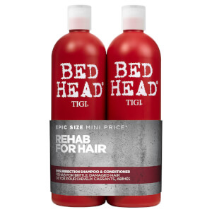TIGI Bed Head Resurrection Tween Duo 2 x 750ml (Worth $93)
