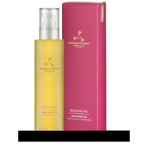 Óleo de Corpo e Massagem Renewing Rose da Aromatherapy Associates
