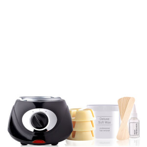 Rio Total Body Waxing Hair Removal Kit