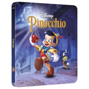 Pinocchio - Zavvi Exclusive Limited Edition Steelbook (The Disney Collection #17)