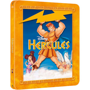 Hercules - Zavvi Exclusive Limited Edition Steelbook (The Disney Collection #18)
