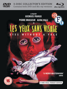 Eyes Without a Face (Franju) - Dual Format Editie