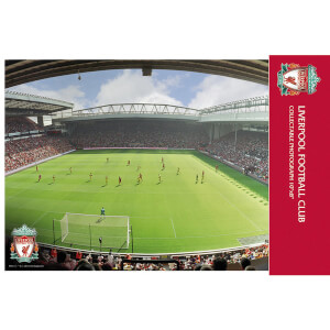 "Liverpool Anfield Matchday - 10"""" x 8"""" Bagged Photographic"