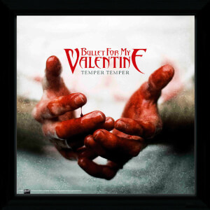 Bullet For My Valentine Temper - 12