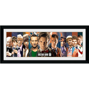 Doctor Who 11 Doctors - 30