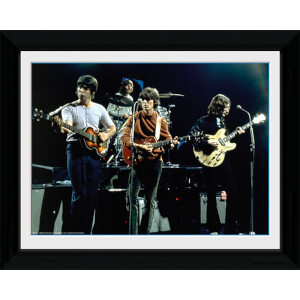 The Beatles Live - 30 x 40cm Collector Prints